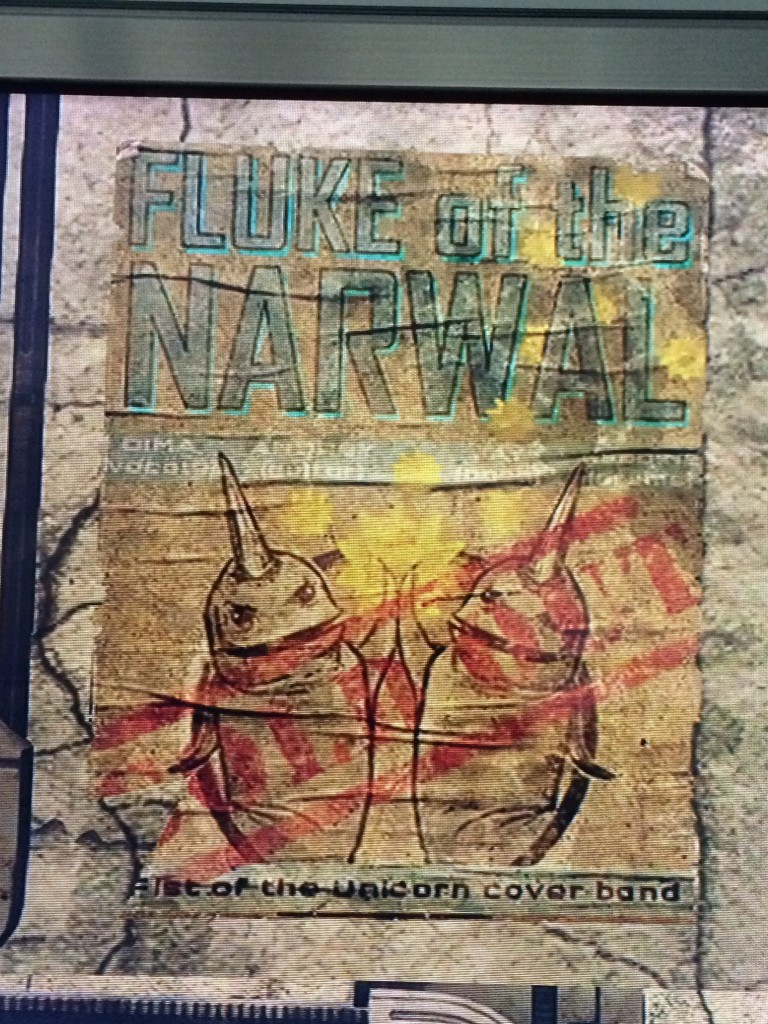 fotu_Fluke of the Narwhal_poster1