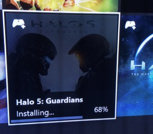 Loading Screen Halo 5